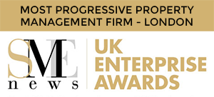 Blue Crystal awarded Most Progressive Property Management Firm in London